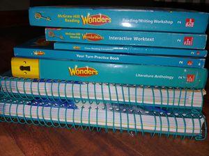 2nd Grade Reading Wonders Textbooks for Sale in Lakeland, FL