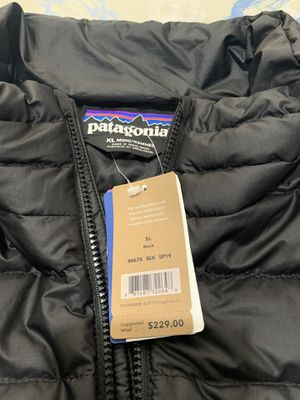 Patagonia down sweater jacket for Sale in Hayward, CA