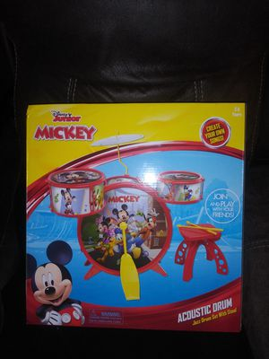 Mickey drums for Sale in Bloomington, CA