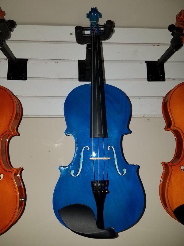 Les tenemos violines disponibles