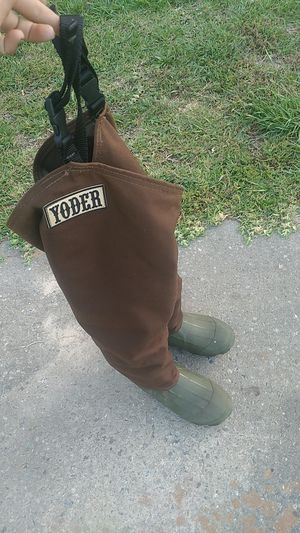 Yoder, Brown and green Waiters, youth 5, for Sale in Alma, GA