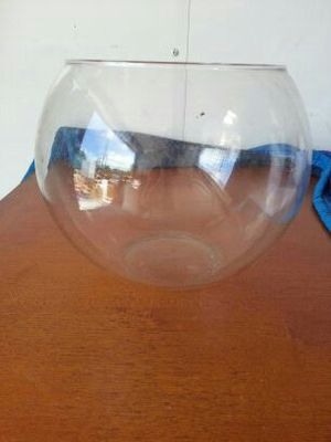 Glass bowl for Sale in West Palm Beach, FL