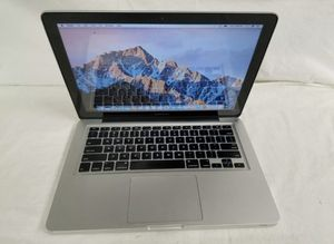 I don't accept Paypal or Cash App, Read first only offer up payment accepted or cash Apple laptops MacBook Pro 13inch 2012, Core i5 2.5ghz 8gb 500gb for Sale in Jonesboro, AR
