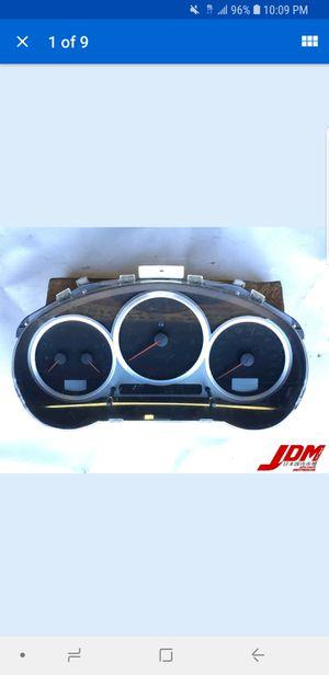 Used JDM 2005-2007 Subaru Impreza WRX STi Version 8-9 260KM/H Gauge Cluster Speedometer for Sale in Atlanta, GA