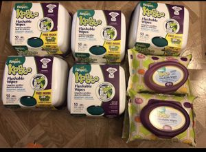 Pampers Kandoo Baby Wipes bundle for Sale in Longwood, FL