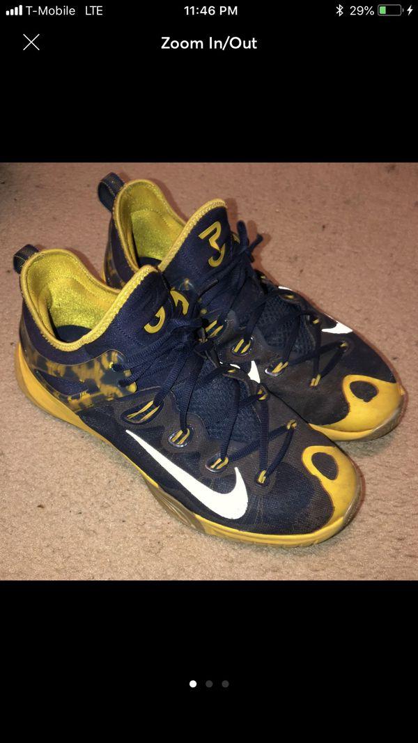 Nike Zoom HyperRev 2015 Paul George Shoe