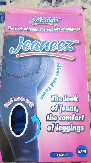 S/m jeaneez stretch legging jeans for Sale in Glendora, CA