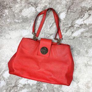 Authentic Kate Spade Coral Orange Red Purse Handbag for Sale in Littleton, CO