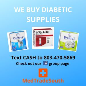 Cash For Test Strips for Sale in Columbia, SC