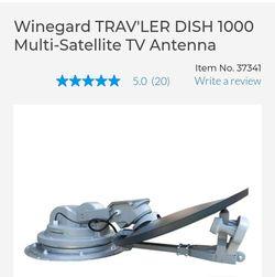 Automatic Multi-Satelite TV Antenna for Sale in Bakersfield,  CA