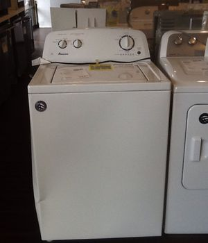 New open box Amana washer NTW4516FW for Sale in Whittier, CA