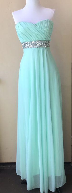Green prom dress for Sale in Murrieta, CA