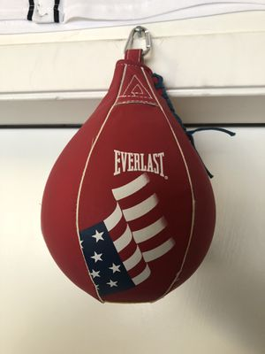 Everlast speed bag for Sale in Albuquerque, NM