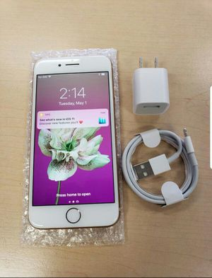 """iPhone 8 64GB FACTORY UNLOCKED"""" Like new with warranty for Sale in Silver Spring, MD"""