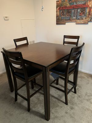 High Top Table Set for Sale in Fresno, CA