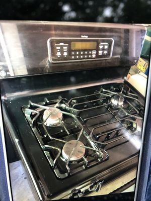 GE gas oven for Sale in Aldie, VA