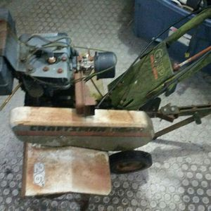 Craftsman Rototiller Needs Repair for Sale in Vancouver, WA