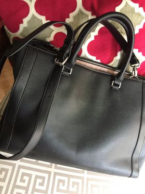 Large Safiano Style Satchel for Sale in Charlotte, NC