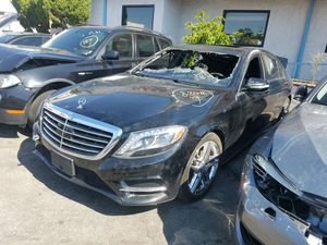 2015 Mercedes s550 parting out parts car for Sale in Bell, CA