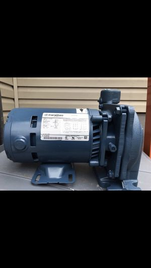 Water pump HP3/4 Hz60 RPM 3450, 250$ mew for Sale in Fairfax Station, VA
