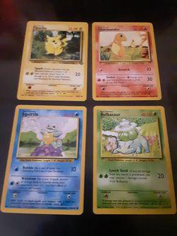 Pokemon Cards Starters for Sale in Reston,  VA