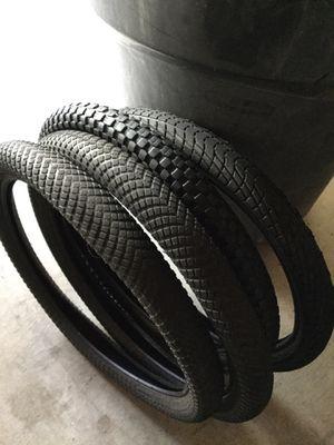 "4 -20"" bmx bike tires for Sale in San Diego, CA"