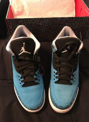 Air Jordan 3 Retro(PowderBlue) for Sale in Gambrills, MD
