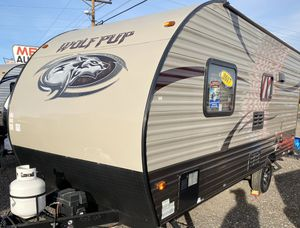 2017 Wolfpup Tiny Camper trailer for Sale in Mesa, AZ