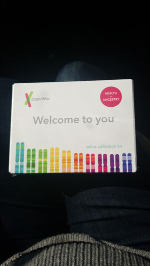 ***23 and Me, Health and Ancestry*** for Sale in Anaheim, CA