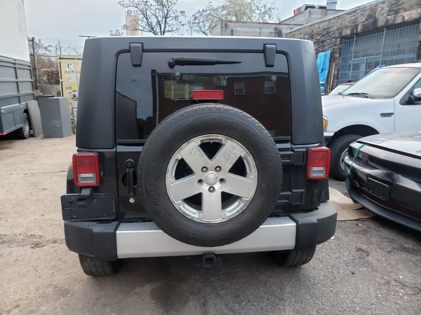 2008 Jeep Wrangler Sahara unlimited **Serious buyers please**