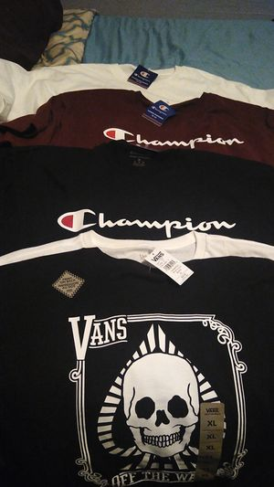 Champion and Vans for Sale in LOS RNCHS ABQ, NM
