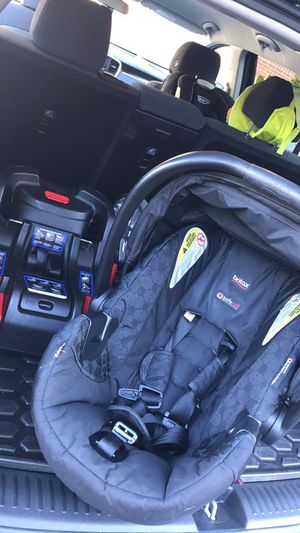 Britax car seat and booster for Sale in Alexandria, VA