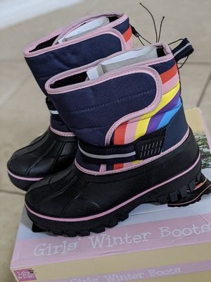Girls winter boots size 13/1 for Sale in San Bernardino, CA