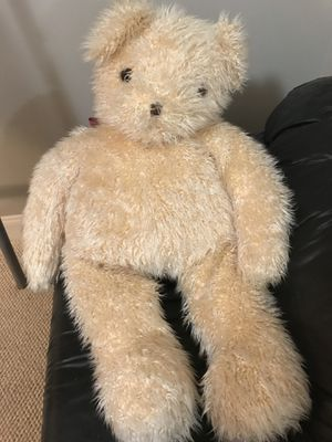 Large soft stuffed animal bear for Sale in Cherry Hill, NJ
