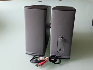 Bose Companion 2 Series II Multimedia Speakers for Sale in Dublin, CA