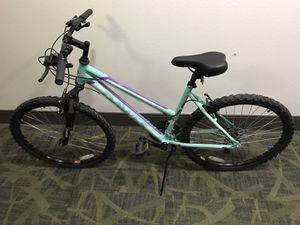 Dawes women's mountain bike - only used several times. Basically brand new. Great bikes! Make an offer. for Sale in Dallas, TX