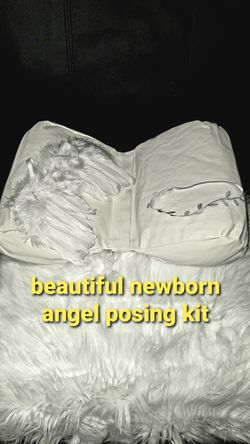 Beautiful Newborn Angel Posing Kit for Photography for Sale in BRECKNRDG HLS,  MO