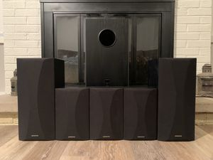 Onkyo Speaker's $150obo for Sale in Lexington, KY