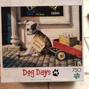 NEW!!! 750 Piece Puzzle FOR THE LOVE OF PETE for Sale in Torrance, CA