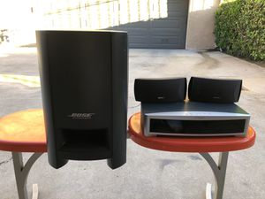 Bose 3-2-1 Series II DVD Home Entertainment System for Sale in Los Angeles, CA