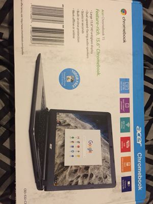 Brand new Acer Chromebook laptop for Sale in Fresno, CA