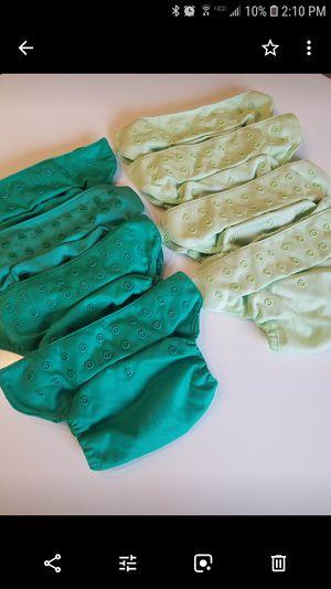 EUC - cloth diaper lot, Flip & Bumgenius for Sale in Lansing, IL
