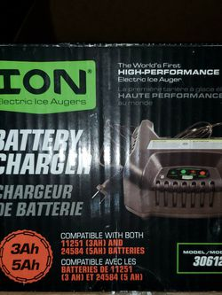 Ion Electric Battery Charger for Sale in Nathalie,  VA