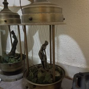 Vintage 1970's Grecian Rain Lamp for Sale in Cleveland, OH