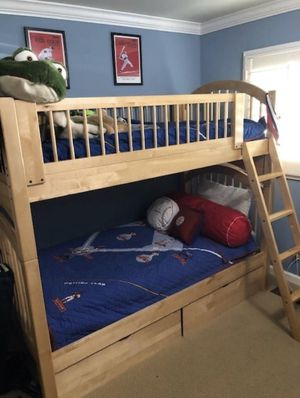 Bunk bed - twin over twin for Sale in San Jose, CA
