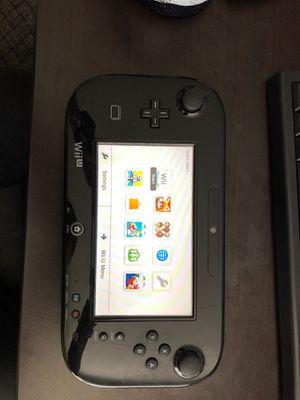 Wii U Pad - works great clean for Sale in Virginia Beach, VA