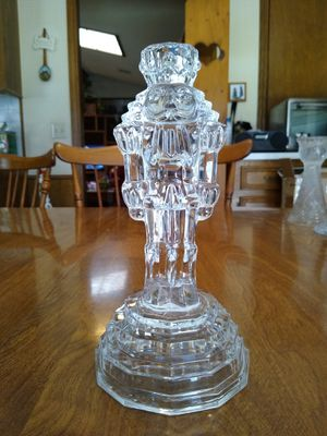 Nutcracker candle holder for Sale in Richardson, TX