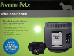 Brand New Wireless Pet Fence from makers of PetSafe for Sale in Austin, TX