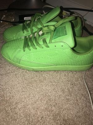 Green Pumas size 10 for Sale in Chillum, MD