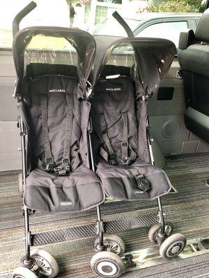 McLaren double stroller for Sale in Covington, WA